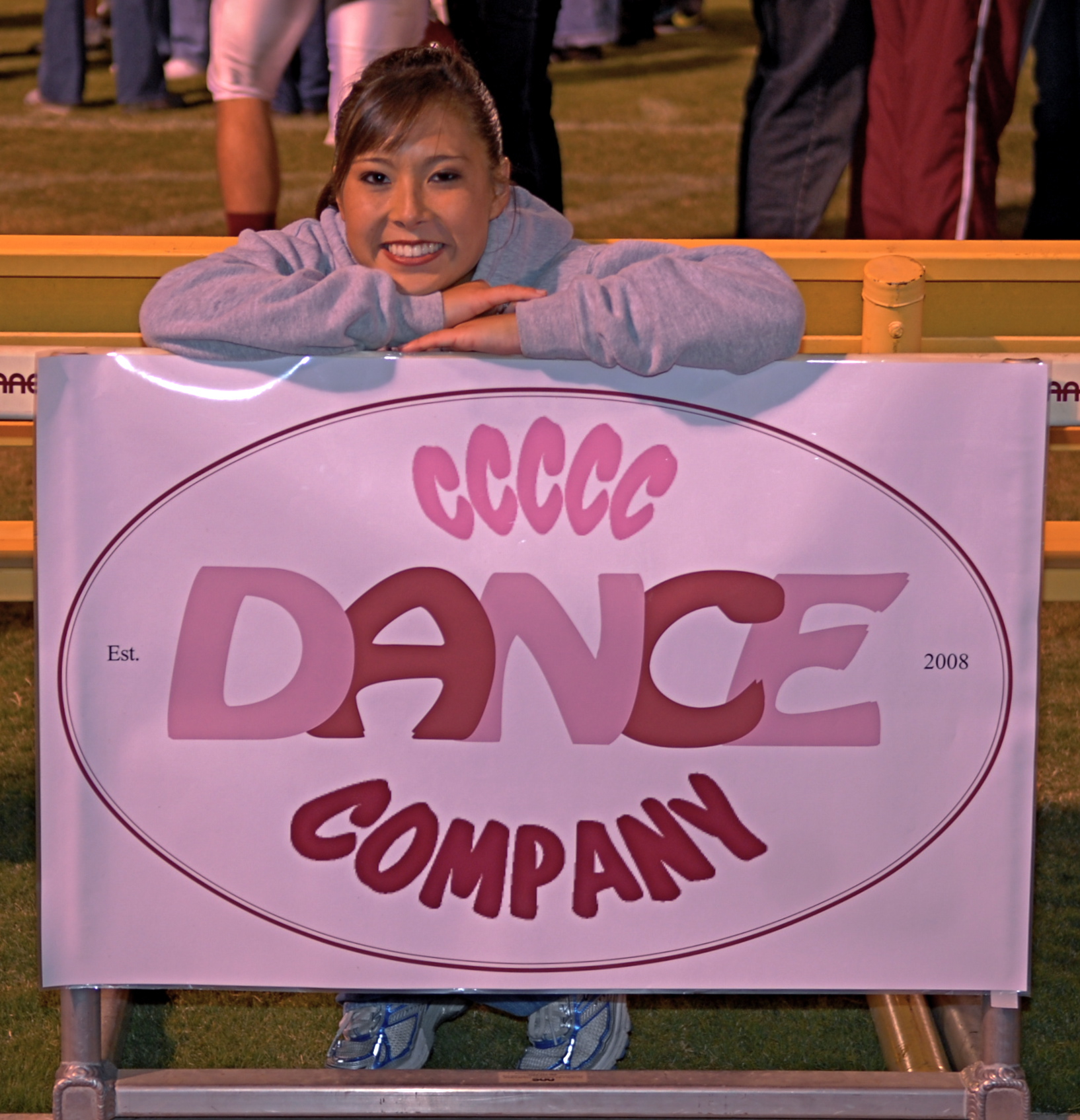 Jaclyn's 5CDance Company Sign